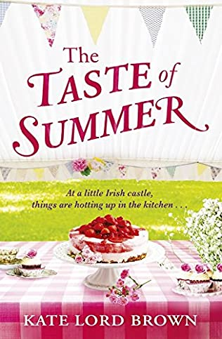 book cover of The Taste of Summer
