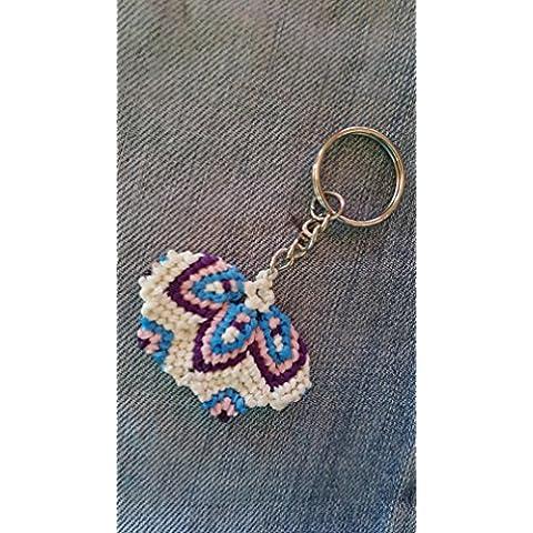 Llavero Middle Mandala / Middle Mandala Key Chain