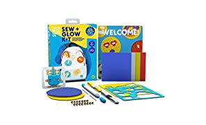 Technology will save us- Tech Will Save Us Sew & Glow Kit, 5060402300776, Multicolore Couleurs