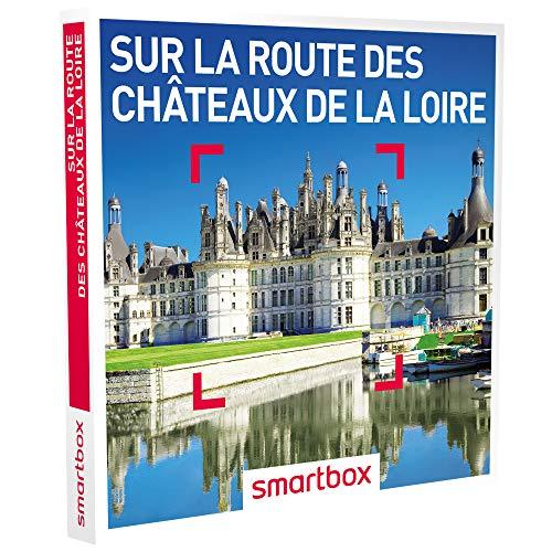 SMARTBOX - Coffret cadeau couple - Sur la route des Châteaux de la Loire - idée...