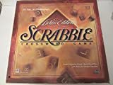 Scrabble Deluxe Turn Table Board Game 1999Edition by Milton Bradley