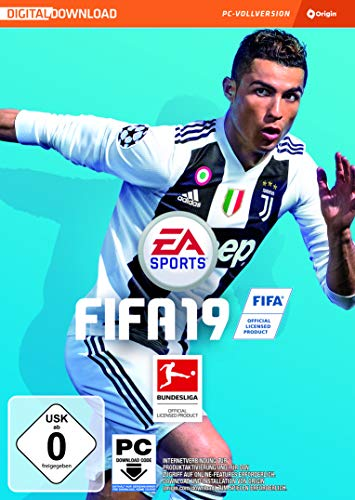 FIFA 19 - Standard Edition - [PC] (Code in der Box)