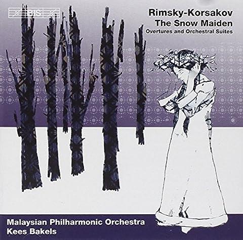 Rimsky-Korsakov: Snow Maiden Suite; The Tsar''s Bride Overture; Pan Voyevoda Suite, Christmas Eve