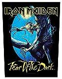 Iron Maiden Fear of the Dark Rückenaufnäher