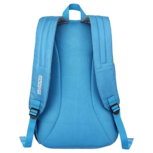 American Tourister Copa 22 Ltrs Teal Casual Backpack (FU9 (0) 11 002) Image 3