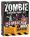 Kit de Peinture Army Painter Zombicide Survivor