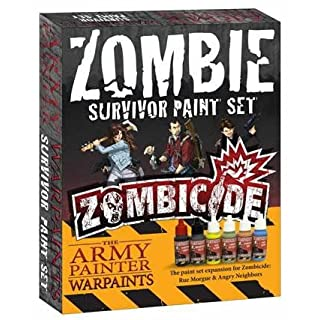Army Painter Zombicide Survivor Paint Set by Army Painter