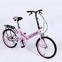 XQ- 20 Zoll Klapprad Single Speed Fahrrad Männer und Frauen Fahrrad Erwachsene Kinder Fahrrad
