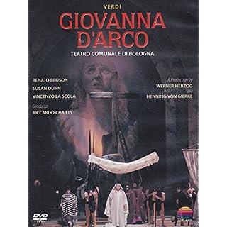 Verdi, Giuseppe - Giovanna D'Arco, La Scola/Dunn/Bruson u.a