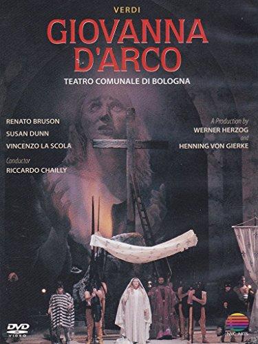 Verdi, Giuseppe - Giovanna D'Arco, La Scola/Dunn/Bruson u.a -