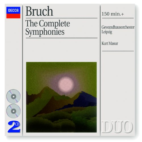 Bruch: The 3 Symphonies/Works ...
