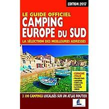 Le Guide officiel Camping Europe du Sud 2017