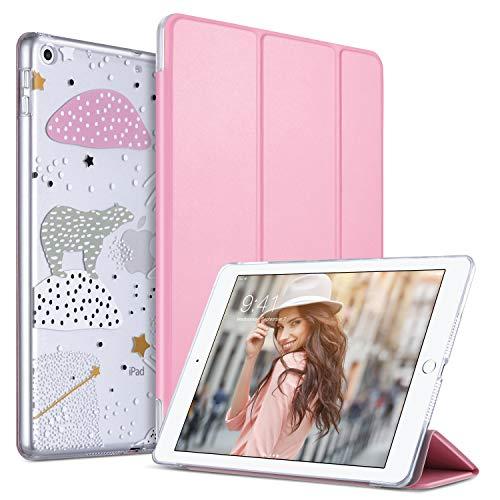 ULAK Funda iPad 9,7 Pulgada 2018/2017, Ultra Slim