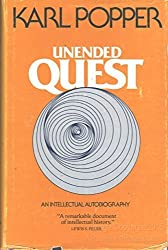 Unended Quest: An Intellectual Autobiography by Karl Popper (1982-10-01)