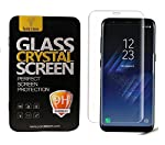 The Parallel Universe Samsung Galaxy S8Full Body Tempered Glass Screen Protector is the 9H hardness glass with 2.5 D curved edge. Precisely Designed to fit perfectly with out any bubble. Easy self installation kit included  Features:  Edge to Edge: ...