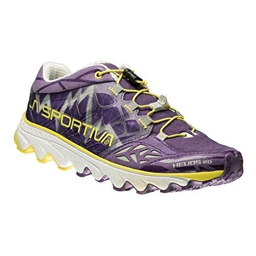La Sportiva Helios 2.0 Women's Scarpe Da Trail Corsa - SS17 500104 - Purple/Butter