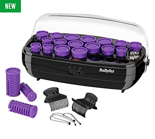 babyliss thermo rollers ceramic - 519LK9mXQhL - BaByliss Thermo Rollers Ceramic
