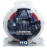 Crunch Car HiFi Endstufen-Anschluss-Set 25mm² cr25wk