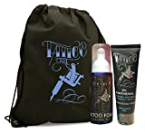 TATTOO KIT L AFTERCARE (CREME 40g + SEIFE SHAUM 75ml FÜR TÄTOWIERUNGEN)