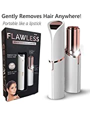 Digital Payback Fitscore Flawless Wax Finishing Touch Hair Remover Epilator Razor for Women (White)