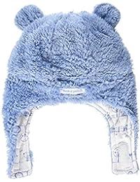 Pumpkin Patch Furry Hat With Ears, Sombrero Para Bebés