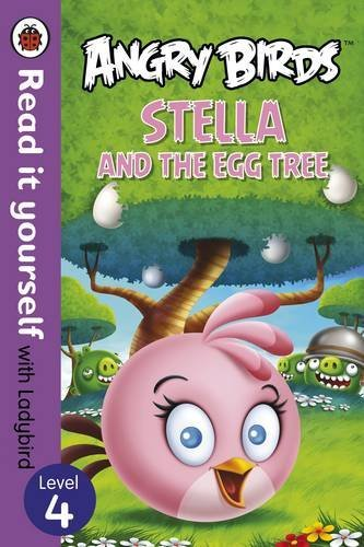 Stella and the egg tree.
