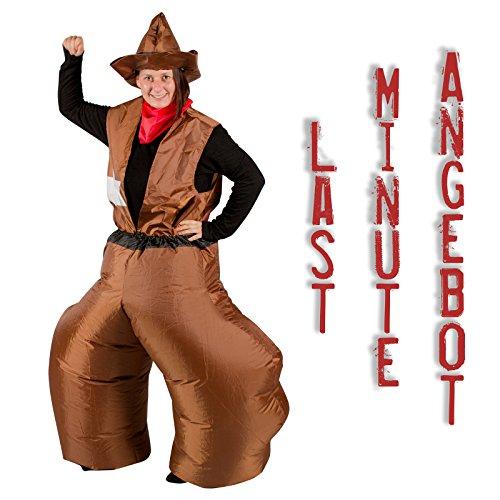 bares Kostüm Cowboy Hose Karneval Kostüm Fasching Western (Western Bandit Kostüme)