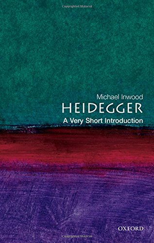 Heidegger: A Very Short Introduction (Very Short Introductions)