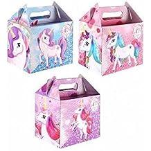 unicornio Cajas Fiesta PK10