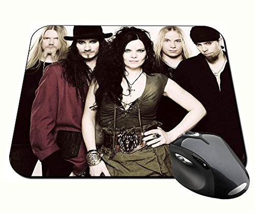 Nightwish Anette Olzon Tappetino Per Mouse Mousepad PC