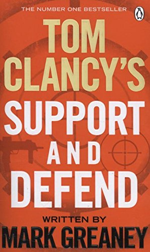 Read Tom Clancy's Support and Defend MOBI