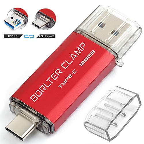 BorlterClamp Type C USB-Stick 128GB OTG 2