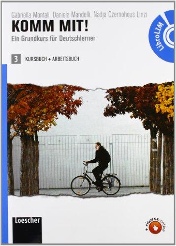 Komm mit! Corso di lingua tedesca. Per le Scuole superiori. Con espansione online: 3