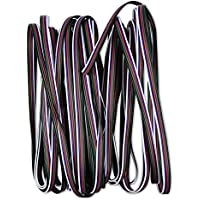 RGBW cable de extensión para el LED Strip RGBW 5050 cinta RGB blanco cálido 5pin Cable 5m Cable (RGBW 20M)