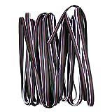 RGBW cavo di estensione per RGBW striscia LED 5050 Ribbon RGB bianco caldo cavo 5pin 5meter Wire (RGBW 5M)