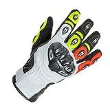 Büse Airway Sport Handschuhe 9 (L) Schwarz/Weiß/Gelb/Rot