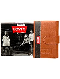 Genuine Leather Ultra Slim Men's Wallet-Stylish ,Trendy,Latest Tri Fold Wallet With Cardholder Slots Protected...