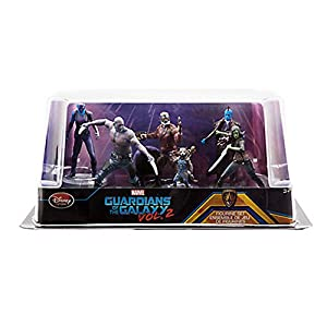 Official Disney Guardians Of The Galaxy Vol 2 6 Figurine Playset