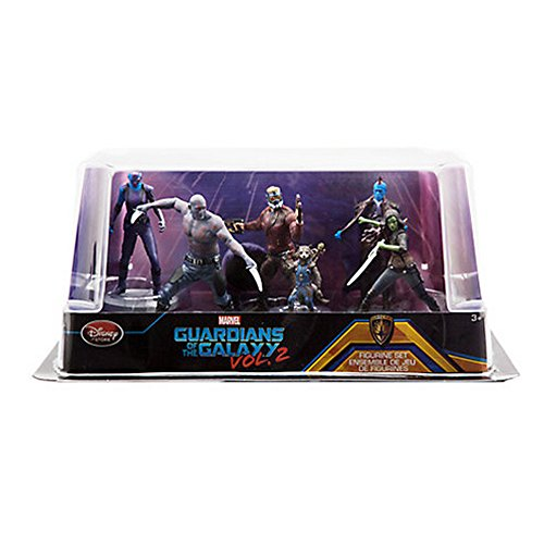 The Of Galaxy Gamora Guardians Kostüme (Offizielle Disney Wächter der Galaxie Vol 2 6 Figurine)