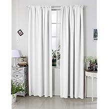 suchergebnis auf amazon.de für: schlafzimmer gardinen und vorhänge - Vorhange Wohnzimmer Weis