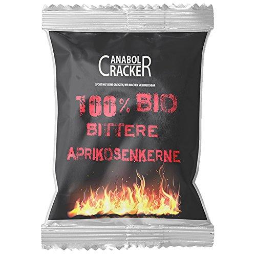 Preisvergleich Produktbild 100% Bio Bittere Aprikosenkerne,  1000g Beutel,  Handverlesen,  Wildwuchs,  hoher Bitteranteil,  ohne Zusatz