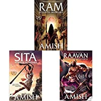 Amish's Ramachandra Series - Ram, Sita & Raavan