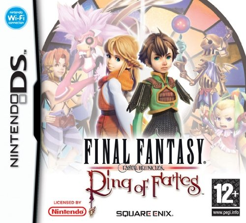FINAL FANTASY CRYSTAL CHRONICLES: RING OF FATES ND