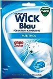 Wick Blau ohne Zucker, 5er Pack (5 x 72 g)