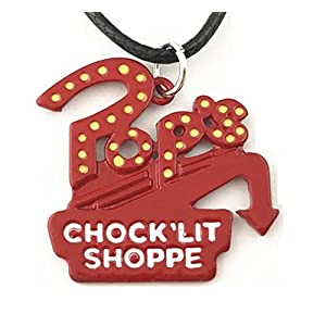**Premium Quality **Pop's Chock'lit Shoppe Riverdale Beautiful Pendent **FREE GIFT BAG with All ORDERS**