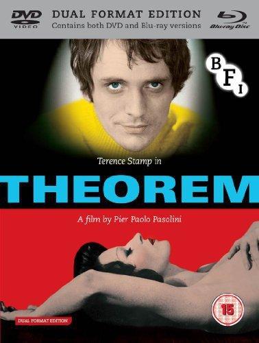 Theorem (DVD + Blu-ray) [UK Import]