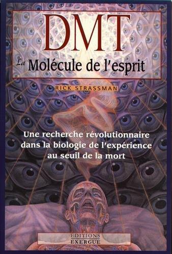 DMT la molécule de l'esprit : Une recherche révolutionnaire dans la biologie de l'expérience au seuil de la mort