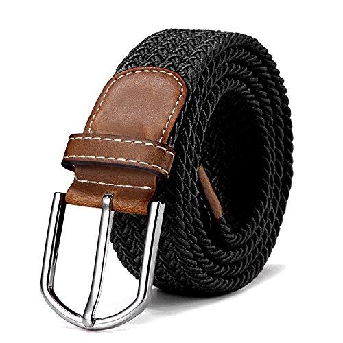 Cintura tessuto elasticizzato da donna e da uomo lunghezza da 100 130 intrecciata