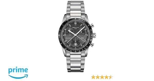 Chronograph 00 Certina Herren C024 447 Quarz Armbanduhr Edelstahl 11 081 Xl odxeCB