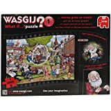 Jumbo 1000 Wasgij What if.....Money Grew On Trees Puzzle 1- 1000 Piece